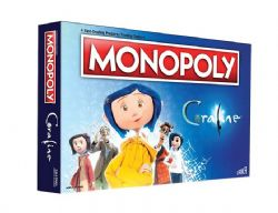 MONOPOLY -  CORALINE (ENGLISH)