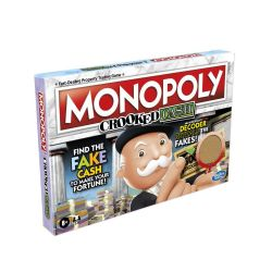 MONOPOLY -  CROOKED CASH (BILINGUAL)