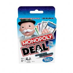 MONOPOLY -  DEAL 2ND EDITON (BILINGUAL)