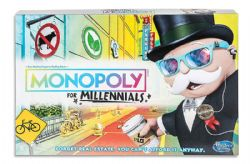 MONOPOLY -  FOR MILLENNIALS (BILINGUAL)