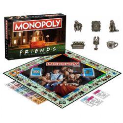 MONOPOLY -  FRIENDS (ENGLISH)