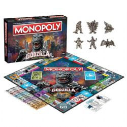 MONOPOLY -  GODZILLA (ENGLISH)