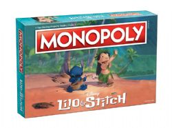 MONOPOLY -  LILO & STITCH (ENGLISH)