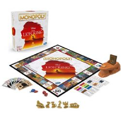 MONOPOLY -  LION KING (ENGLISH)
