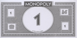 MONOPOLY -  MONOPOLY MONEY PACK