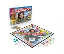 MONOPOLY -  MS. MONOPOLY (BILINGUAL)
