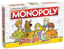 MONOPOLY -  SCOOBY-DOO! (ENGLISH)