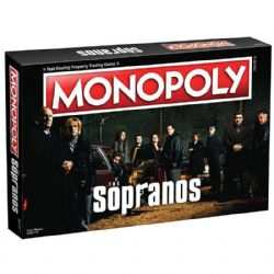 MONOPOLY -  SOPRANOS (ENGLISH)