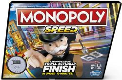 MONOPOLY -  SPEED (BILINGUAL)