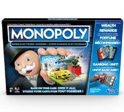 MONOPOLY -  SUPER ELECTRONIC BANKING (BILINGUAL)