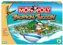 MONOPOLY -  TROPICAL TYCOON (ENGLISH)