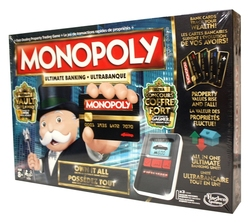 MONOPOLY -  ULTIMATE BANKING (BILINGUAL)