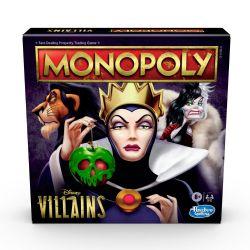 MONOPOLY -  VILLAINS (ENGLISH)