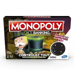 MONOPOLY -  VOICE BANKING (FRENCH)