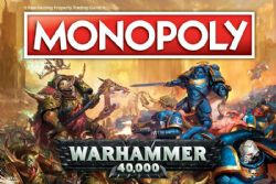 MONOPOLY -  WARHAMMER 40,000 (ENGLISH)