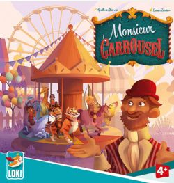 MONSIEUR CARROUSEL (MULTILINGUAL)