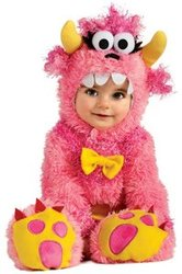 MONSTER -  PINKY WINKY COSTUME (INFANT & TODDLER)