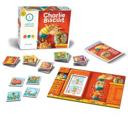 MONT-À-MOTS -  CHARLIE BISCUIT (FRENCH)