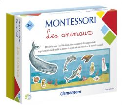 MONTESSORI -  LES ANIMAUX (FRENCH)