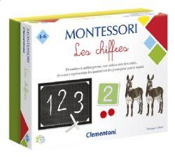 MONTESSORI -  LES CHIFFRES (FRENCH)