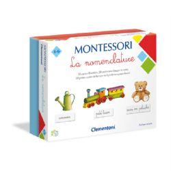 MONTESSORI -  LES NOMENCLATURES (FRENCH)
