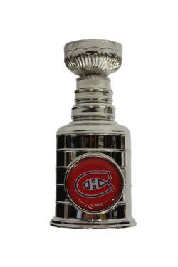 MONTRÉAL CANADIANS -  STANLEY CUP REPLICA (3 1/4
