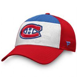 MONTRÉAL CANADIENS -  CAP - BLUE/WHITE/RED (MEDIUM/LARGE)