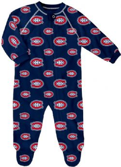 MONTRÉAL CANADIENS -  PYJAMA FOR KID -  CHILDREN'S CLOTHING HOCKEY