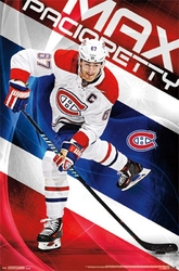 MONTREAL CANADIENS -  2015 MAX PACIORETTY POSTER (22