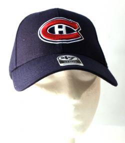 MONTREAL CANADIENS -  ADJUSTABLE BLUE CAP
