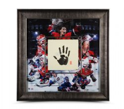 MONTREAL CANADIENS -  AUTOGRAPHED PATRICK ROY
