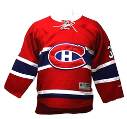 MONTREAL CANADIENS -  CAREY PRICE #31 - REPLICA RED JERSEY (TEEN)