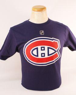 MONTREAL CANADIENS -  JESPERI KOTKANIEMI #15 T-SHIRT - BLUE