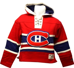 MONTREAL CANADIENS -  LACED NECK