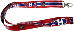 MONTREAL CANADIENS -  LANYARD