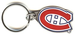 MONTREAL CANADIENS -  LOGO KEYCHAIN