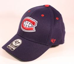 MONTREAL CANADIENS -  NAVY BLUE CAP