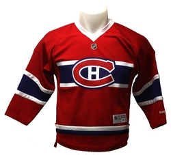 MONTREAL CANADIENS -  PRICE #31 RED