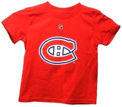 MONTREAL CANADIENS -  RED P.K. SUBBAN #76 T-SHIRT (JUNIOR)
