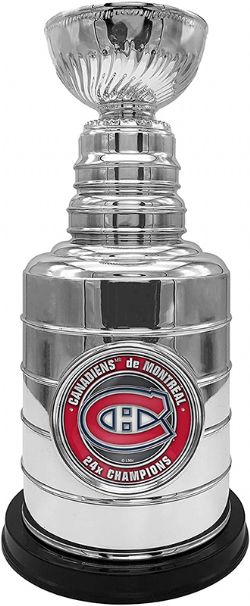 MONTREAL CANADIENS -  REPLICA (8 INCH) -  STANLEY CUP