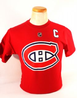 MONTREAL CANADIENS -  SHEA WEBER #6 T-SHIRT - RED