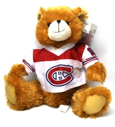 MONTREAL CANADIENS -  TEDDY BEAR PLUSH (14