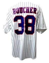 MONTREAL EXPOS -  DENIS BOUCHER #38 -