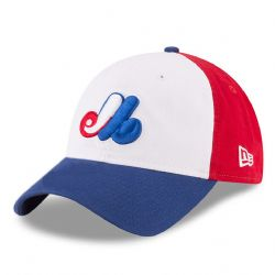 MONTREAL EXPOS -  MONTREAL EXPOS ADJUSTABLE CAP