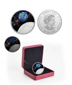 MOTHER EARTH: OUR HOME -  2020 CANADIAN COINS