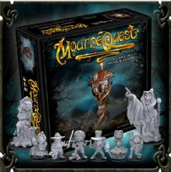 MOURNEQUEST -  BASE GAME (ENGLISH)