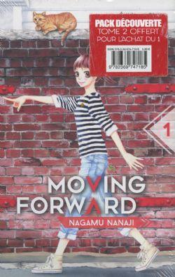 MOVING FORWARD -  PACK DÉCOUVERTE TOMES 01 ET 02 -  (FRENCH V.)