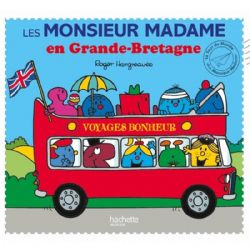 MR. MEN AND LITTLE MISS -  EN GRANDE-BRETAGNE