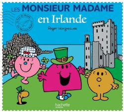MR. MEN AND LITTLE MISS -  EN IRLANDE