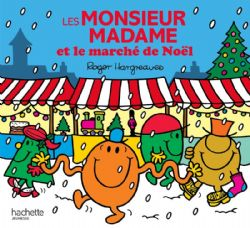 MR. MEN AND LITTLE MISS -  ET LE MARCHÉ DE NOËL